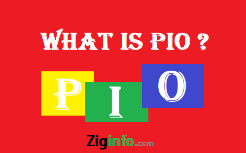 What is PIO